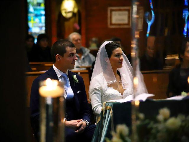 Il matrimonio di Dario e Stefania a Milano, Milano 5