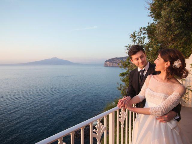 le nozze di Federica e Costantino