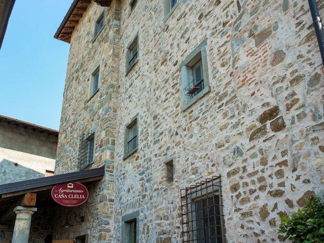 Il matrimonio di Fabio e Gloria a Carvico, Bergamo 6