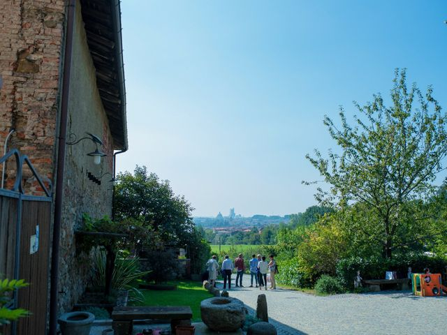 Il matrimonio di Fabio e Gloria a Carvico, Bergamo 7