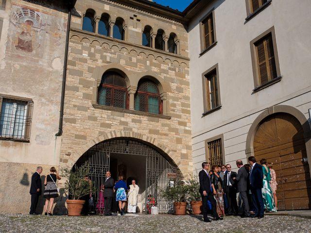 Il matrimonio di Fabio e Gloria a Carvico, Bergamo 28