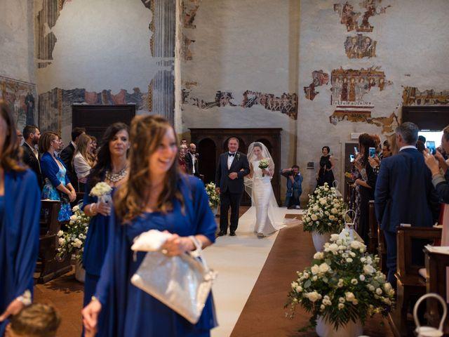 Il matrimonio di Fabio e Gloria a Carvico, Bergamo 30