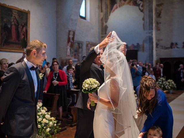 Il matrimonio di Fabio e Gloria a Carvico, Bergamo 31