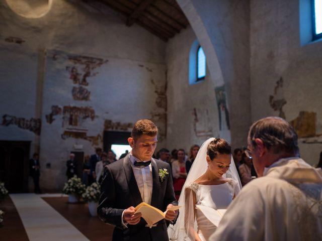 Il matrimonio di Fabio e Gloria a Carvico, Bergamo 32