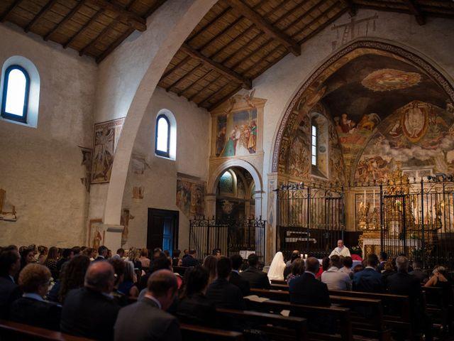 Il matrimonio di Fabio e Gloria a Carvico, Bergamo 35