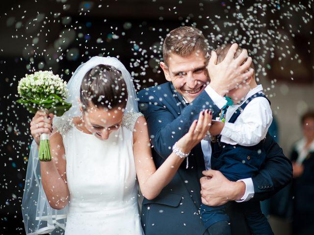 Il matrimonio di Fabio e Gloria a Carvico, Bergamo 36