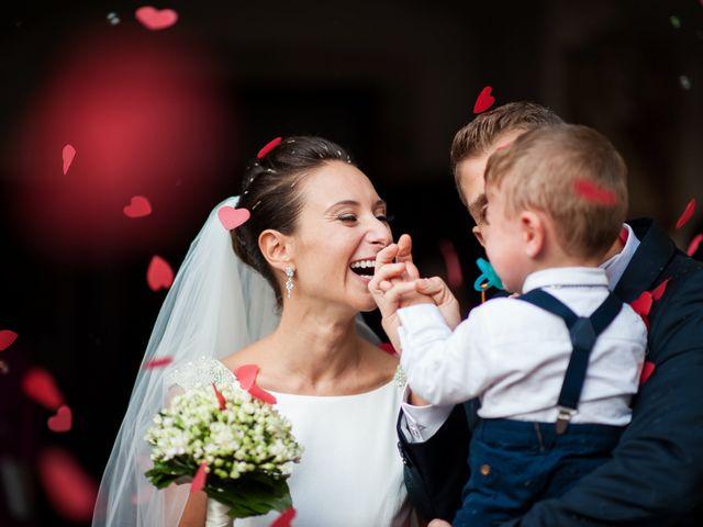 Il matrimonio di Fabio e Gloria a Carvico, Bergamo 37