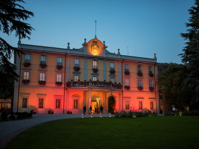 Il matrimonio di Fabio e Gloria a Carvico, Bergamo 38