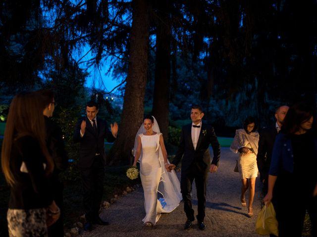 Il matrimonio di Fabio e Gloria a Carvico, Bergamo 40