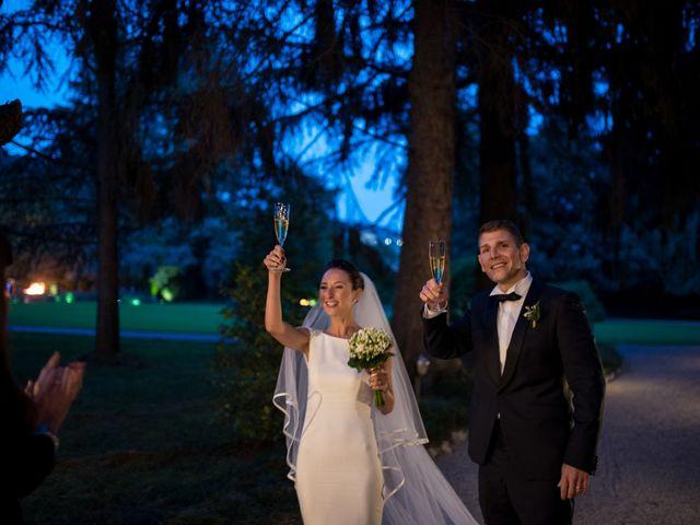 Il matrimonio di Fabio e Gloria a Carvico, Bergamo 41