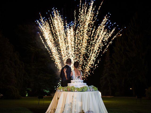 Il matrimonio di Fabio e Gloria a Carvico, Bergamo 53