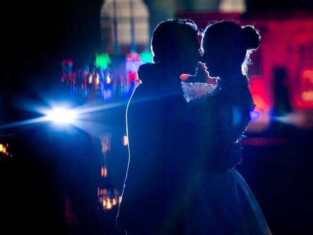 Le nozze di Gabriella e Francesco
