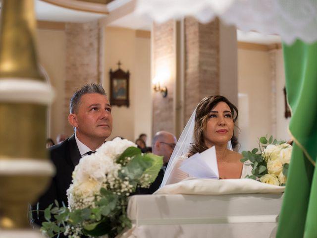 Il matrimonio di Guido e Cinzia a Spinetoli, Ascoli Piceno 14