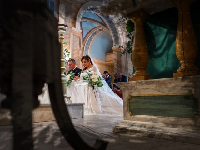 Il matrimonio di Guido e Cinzia a Spinetoli, Ascoli Piceno 19