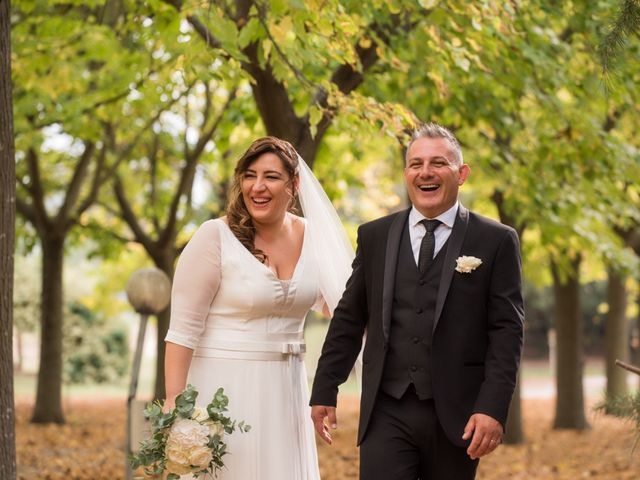 Il matrimonio di Guido e Cinzia a Spinetoli, Ascoli Piceno 28