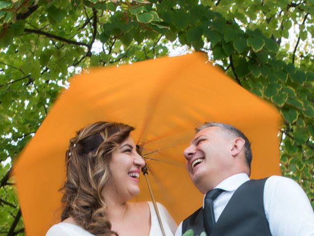 Le nozze di Cinzia e Guido