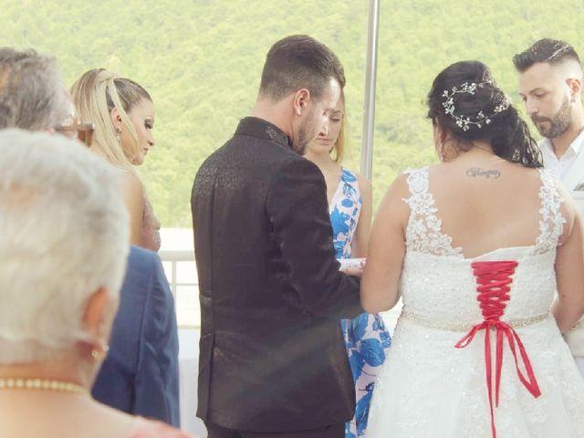 Il matrimonio di Ester  e Marcello  a Pimonte, Napoli 1