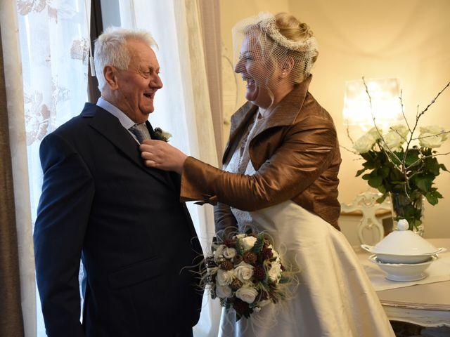 Il matrimonio di Giancarlo e Alessandra a San Damiano d'Asti, Asti 6
