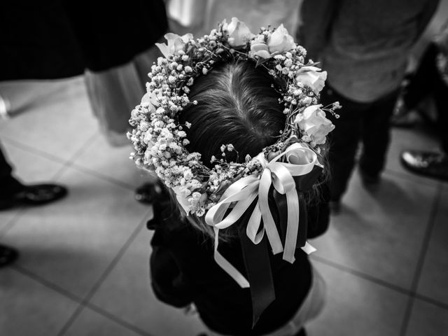 Il matrimonio di Giancarlo e Alessandra a San Damiano d'Asti, Asti 8