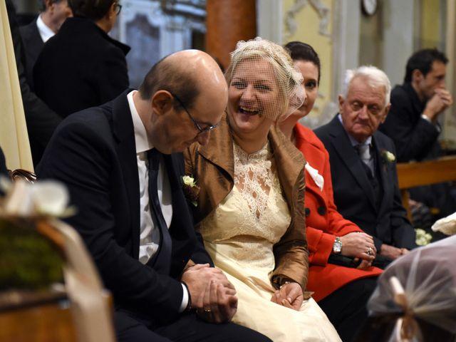 Il matrimonio di Giancarlo e Alessandra a San Damiano d'Asti, Asti 14