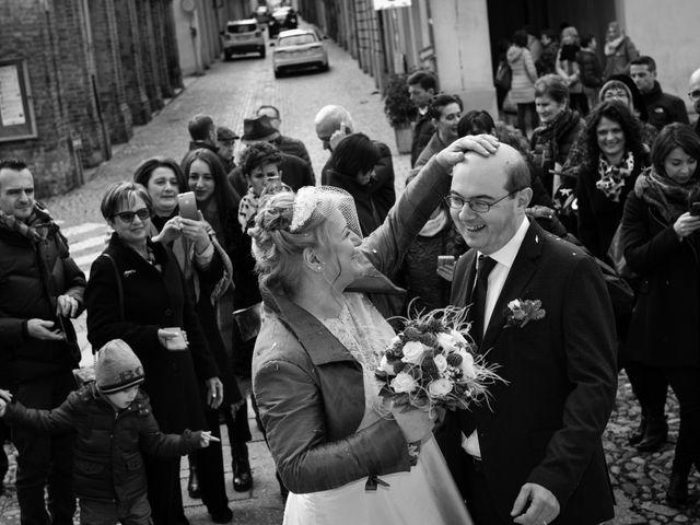 Il matrimonio di Giancarlo e Alessandra a San Damiano d'Asti, Asti 1