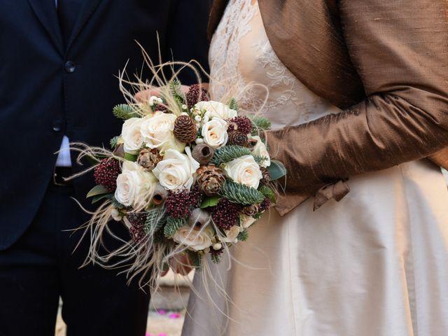 Il matrimonio di Giancarlo e Alessandra a San Damiano d'Asti, Asti 18