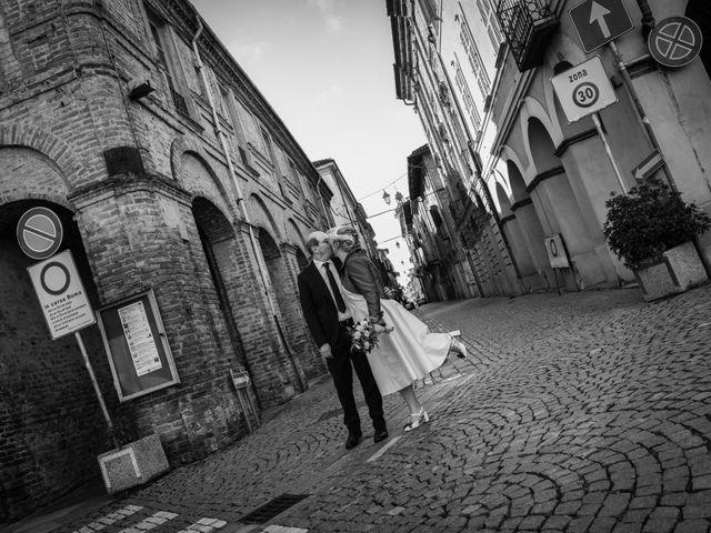 Il matrimonio di Giancarlo e Alessandra a San Damiano d'Asti, Asti 19
