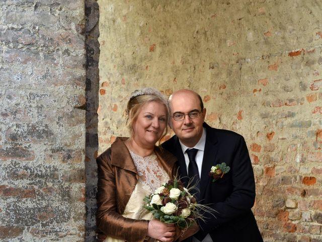 Il matrimonio di Giancarlo e Alessandra a San Damiano d'Asti, Asti 20