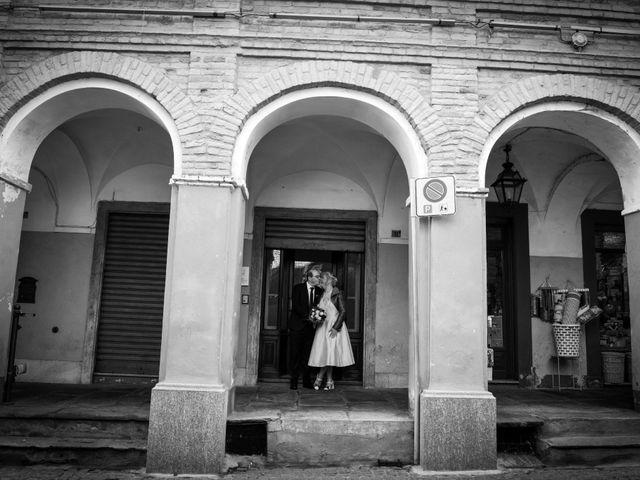 Il matrimonio di Giancarlo e Alessandra a San Damiano d'Asti, Asti 21