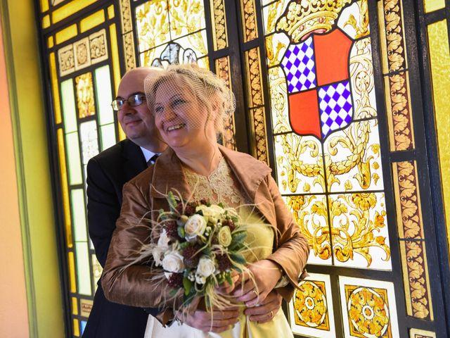 Il matrimonio di Giancarlo e Alessandra a San Damiano d'Asti, Asti 22
