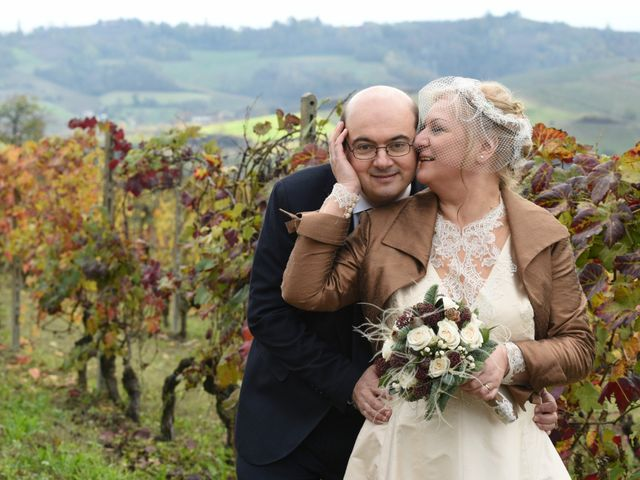 Il matrimonio di Giancarlo e Alessandra a San Damiano d'Asti, Asti 26