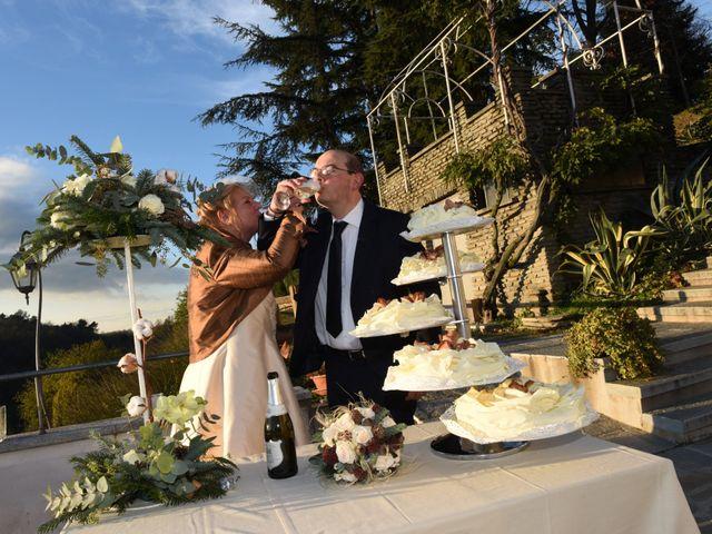 Il matrimonio di Giancarlo e Alessandra a San Damiano d'Asti, Asti 36