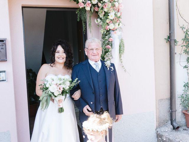 Il matrimonio di Marco e Maria a Squillace, Catanzaro 15