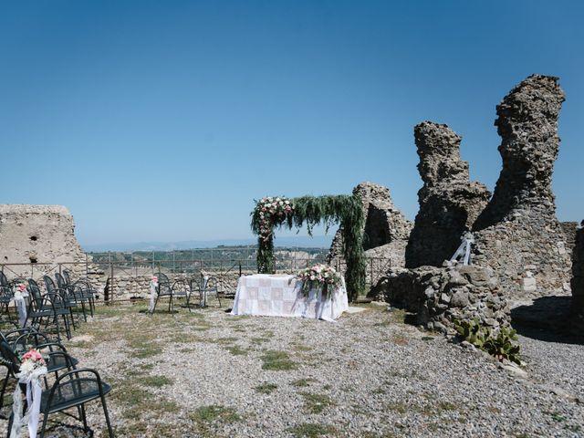 Il matrimonio di Marco e Maria a Squillace, Catanzaro 28