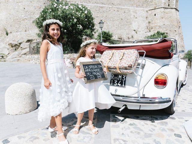 Il matrimonio di Marco e Maria a Squillace, Catanzaro 35
