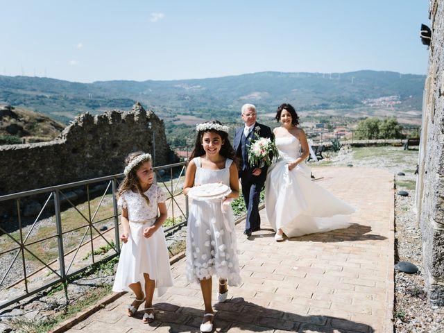 Il matrimonio di Marco e Maria a Squillace, Catanzaro 36