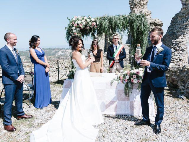 Il matrimonio di Marco e Maria a Squillace, Catanzaro 40
