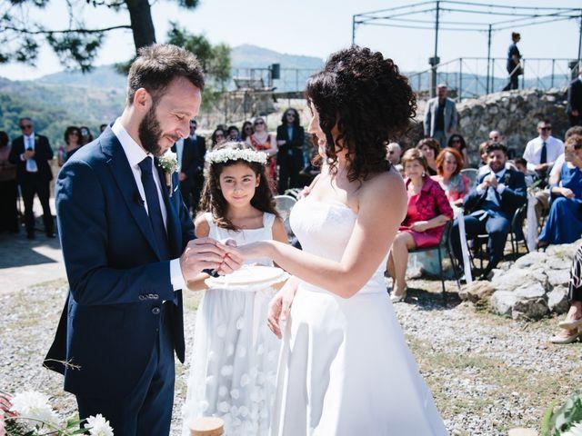Il matrimonio di Marco e Maria a Squillace, Catanzaro 41