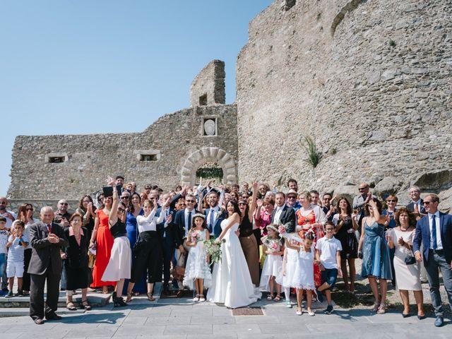 Il matrimonio di Marco e Maria a Squillace, Catanzaro 43