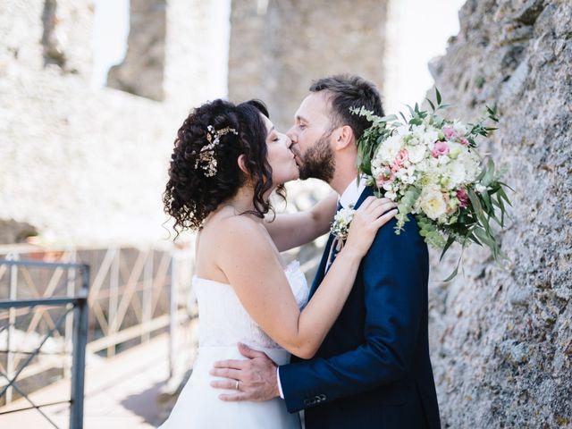 Il matrimonio di Marco e Maria a Squillace, Catanzaro 45