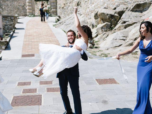 Il matrimonio di Marco e Maria a Squillace, Catanzaro 49