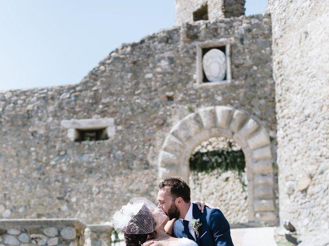 Il matrimonio di Marco e Maria a Squillace, Catanzaro 53