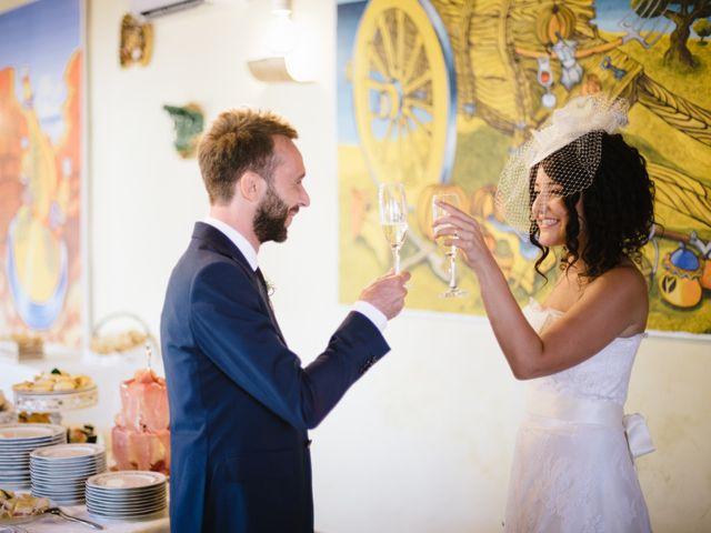 Il matrimonio di Marco e Maria a Squillace, Catanzaro 70