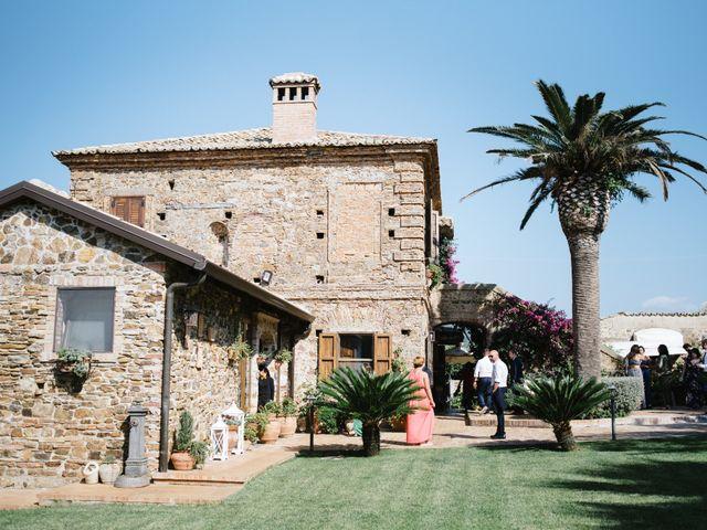 Il matrimonio di Marco e Maria a Squillace, Catanzaro 79