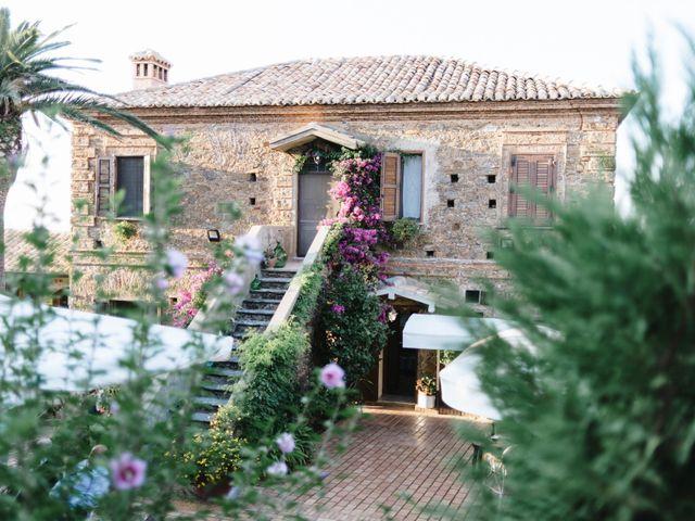 Il matrimonio di Marco e Maria a Squillace, Catanzaro 85