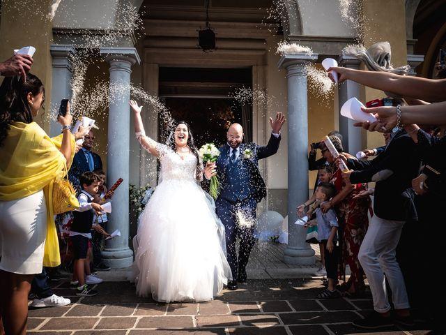 Il matrimonio di Nicholas e Marianna a Bergamo, Bergamo 20