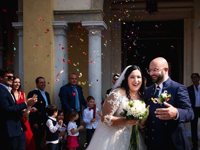 Il matrimonio di Nicholas e Marianna a Bergamo, Bergamo 21