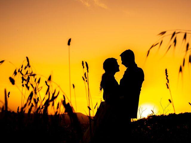 Le nozze di Fabiana e Fabrizio