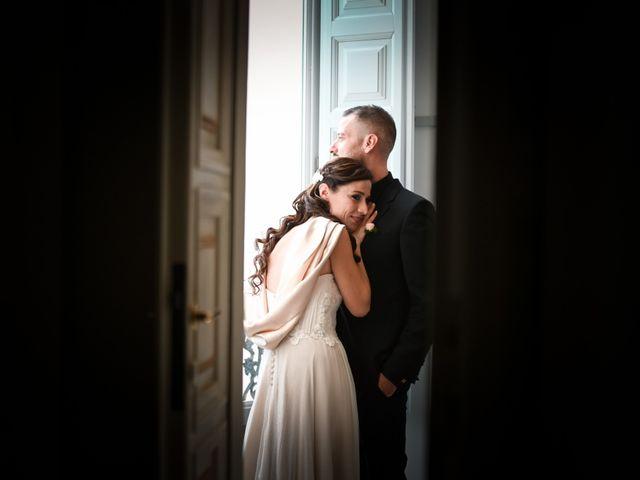 Le nozze di Manola e Marco