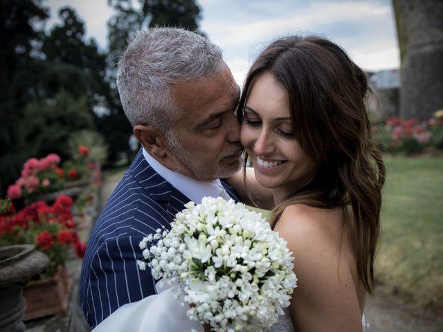 Le nozze di Cinzia e Angelo
